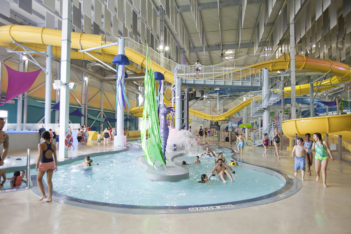 Adventure Bay Family Water Park - Best winter adventure parks canada