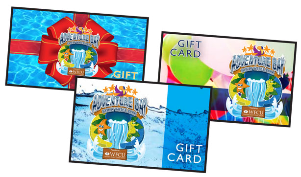 Adventure Bay Gift Cards